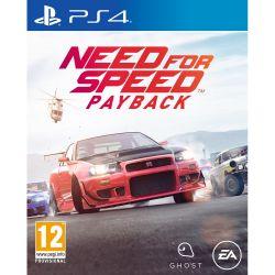 Need For Speed Payback (Playstation 4) játékszoftver