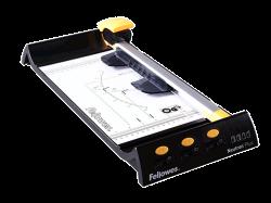 Fellowes Neutron Plus A4 fekete-fém görgős vágógép