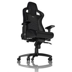 Noblechairs EPIC Fekete/Kék Gamer szék