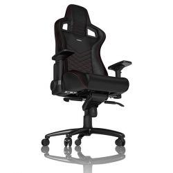 Noblechairs EPIC Fekete/Piros Gamer szék