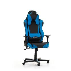 DXRacer Racing Shield R1-NB Fekete/Kék Gamer szék
