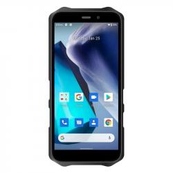"Oukitel WP12 Pro 5.5"" 64GB Dual Sim4G/LTE fekete-kék strapabíró okostelefon"
