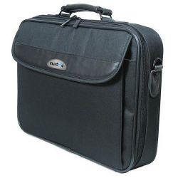 Natec, Antelope 15,6'' fekete notebook táska