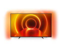 "Philips 50PUS7805/12 127 cm (50"") 4K Ultra HD Smart TV Wi-Fi Szürke televízió"