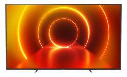 "Philips 75PUS7805/12 190,5 cm (75"") 4K Ultra HD Smart TV Wi-Fi Szürke televízió"