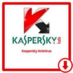 Kaspersky Antivirus hosszabbítás HUN 1 Felhasználó 2 év online vírusirtó szoftver