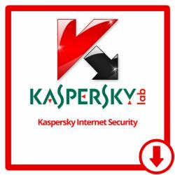 Kaspersky Internet Security hosszabbítás HUN  3 Felhasználó 2 év online vírusirtó szoftver