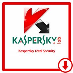 Kaspersky Total Security hosszabbítás HUN 3 Felhasználó 1 év online vírusirtó szoftver