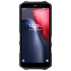 "Oukitel WP12 Pro 5.5"" 64GB Dual SIM 4G/LTE fekete-piros strapabíró okostelefon"
