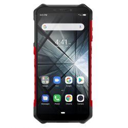 "Ulefone Armor X3 5.5"" 32GB Dual SIM 3G fekete-piros strapabíró okostelefon"