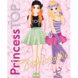 Regio (16579) Princess Top Fashionable matricás foglalkoztató