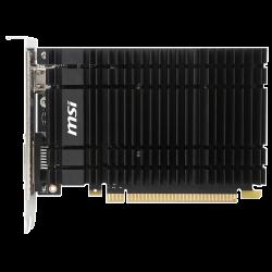 MSI GeForce GT 1030 2GH OC Gaming 2GB DP, HDMI passzív videókártya