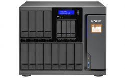 QNAP TS-1635AX Marvell® ARMADA® 8040 ARMv8 Cortex-A72 1,6 GHz 8 GB Asztali Fekete NAS szerver