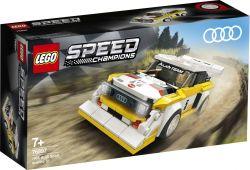 LEGO® (76897) Speed Champions 1985 Audi Sport Quattro S1