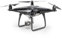 DJI Phantom 4 Pro fekete drón (kiegészítők nélkül)