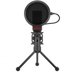 Redragon Seyfert Stream 50Hz-16kHz fekete gamer mikrofon