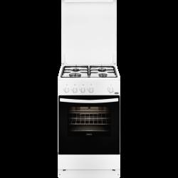 Zanussi ZCG510J1WA szabadonálló fehér gáztűzhely