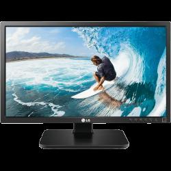"""LG 22MB37PU-B 21.5"""" FHD IPS D-Sub, DVI-D fekete LED monitor"""