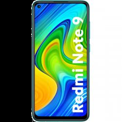 """Xiaomi Redmi Note 9 6,53"""" 128GB Dual SIM 4G/LTE zöld okostelefon"""