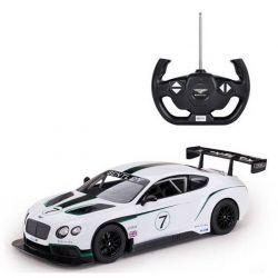 Rastar (11893) BentleyContinental GT3 1:14 távirányítós autó