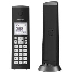 PANASONIC KX-TGK210PDB vezeték nélküli fekete asztali telefon