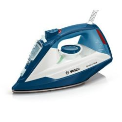 BOSCH TDA3024110 CeraniumGlissee 2400W Anti Calc fehér-kék vasaló