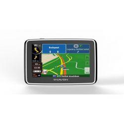 "Navon N490 plus GPS 4,3"" iGO8 fekete navigáció"
