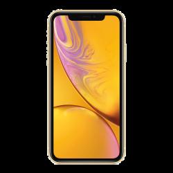 "Apple iPhone XR 6.1"" 64GB Dual SIM 4G/LTE sárga okostelefon"