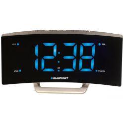 Blaupunkt CR7BK fekete rádiós ébresztőóra