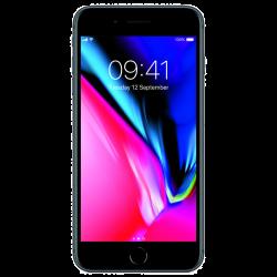 "Apple iPhone 8 Plus 5.5"" 128GB Single SIM 4G/LTE szürke okostelefon"