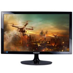 "Samsung S24D330H 24"" FHD TN HDMI, D-Sub fekete LED Gaming monitor"