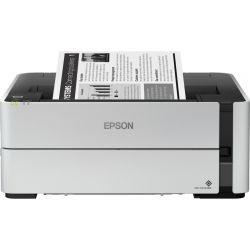Epson EcoTank M1170 A4, 1200x2400 DPI, 39 lap/perc, USB/LAN/Wifi fekete-fehér tintasugaras nyomtató