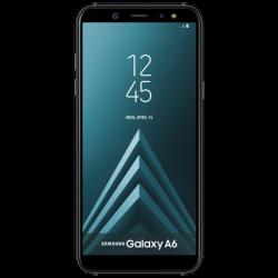 """Samsung Galaxy A6 (2018) 5.6"""" 32GB Dual SIM 4G/LTE fekete okostelefon"""