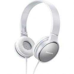 Panasonic RP-HF300E vezetékes Jack 3.5mm fehér fejhallgató