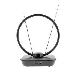 Sencor SDA-102  4G DVB-T fekete-ezüst beltéri antenna