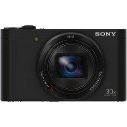 Sony DSC-WX500 30x optikai zoom fekete digitális fényképezőgép