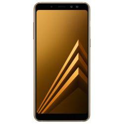 "SAMSUNG A530F GALAXY A8 (2018) 5.6"" 32GB Dual SIM 4G/LTE arany mobiltelefon"