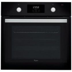 Whirlpool AKP 745 NB 65l Öntisztító fekete beépíthető elektromos sütő