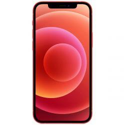 "Apple iPhone 12 6.1"" 256GB Dual SIM 5G piros okostelefon"