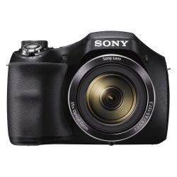 Sony DSC-H300 35x optikai zoom fekete digitális fényképezőgép