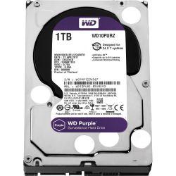 "Western Digital Purple 1TB 3.5""  5400RPM SATAIII belső merevlemez"