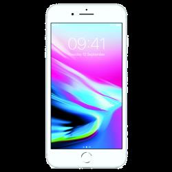 "Apple iPhone 8 Plus 5.5"" 128GB Single SIM 4G/LTE ezüst okostelefon"