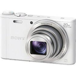 Sony DSC-WX350W 20x optikai zoom fehér kompakt digitális fényképezőgép