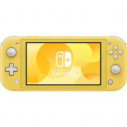 "Nintendo Switch Lite 5.5"" LCD, 1280x720 sárga játékkonzol"