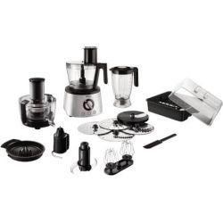 Philips HR7778/00 1300W fekete/ezüst konyhai robotgép