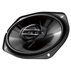 "Pioneer TS-G6930F 16x24cm (6x9"") 3 utas koaxiális fekete ovális hangszóró"