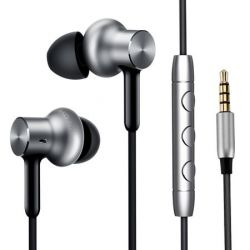Xiaomi Mi In-Ear Pro HD fekete/szürke mobil headset