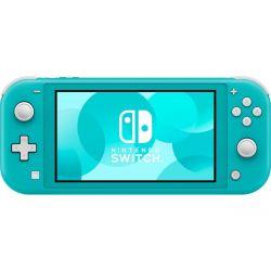"""Nintendo Switch Lite 5.5"""" LCD, 1280x720 türkiz játékkonzol"""