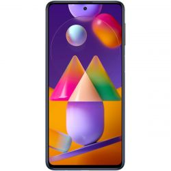 "Samsung Galaxy M31s 6.5"" 128GB Dual SIM 4G/LTE kék okostelefon"