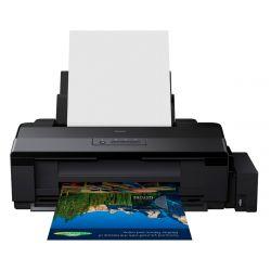 Epson L1800 A3+, színes, 5760x1440 DPI, 15 lap/perc, USB fekete tintasugaras fotónyomtató